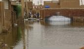 سيول وفيضانات السودان تسبب أضرارًا لآلاف المنازل