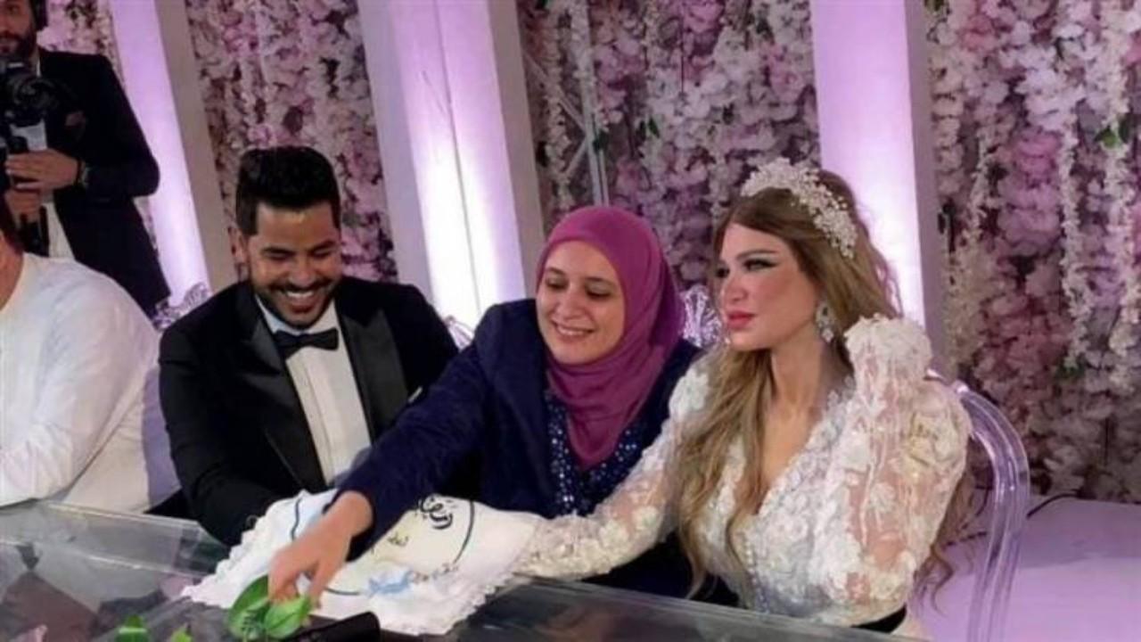 ياسمين الخطيب تعلن إصابتها بفيروس كورونا بعد أسبوع من زواجها
