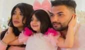 ابنة سارة الكندري تضع والدها في موقف محرج أثناء تصوير فيديو