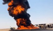"""بالصور.. 10 وفيات في حادث طائرة """"فرضية"""" بمطار الجوف"""