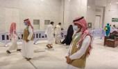 """""""شؤون الحرمين"""": توزيع قرابة ٣٠٠ ألف عبوة زمزم و ٣١ ألف وجبة صائم في يوم عاشوراء"""