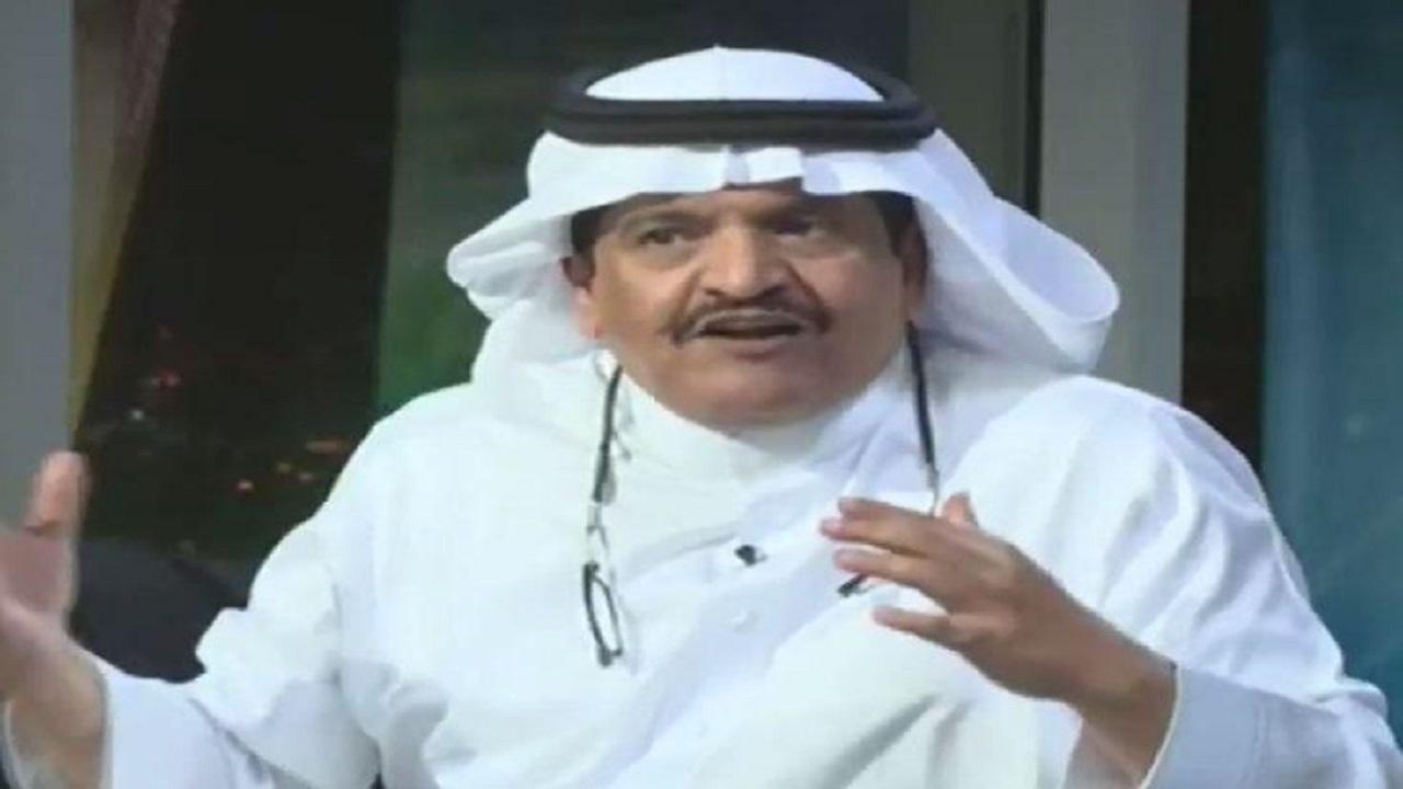 عدنان جستنيه: من يطالب بطرد فهد المولد ليس اتحاديًا