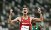 لاعب مغربي يفوز بذهبية في أولمبياد طوكيو