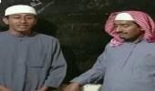"""مقطع طريف للقصبي والسدحان من مسلسل """"طاش ما طاش"""" تزامنا مع عودة الدراسة"""