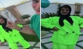 شاهد.. شهاب ملح يحتفل باليوم الوطني ٩١ ويرقص مع جدته