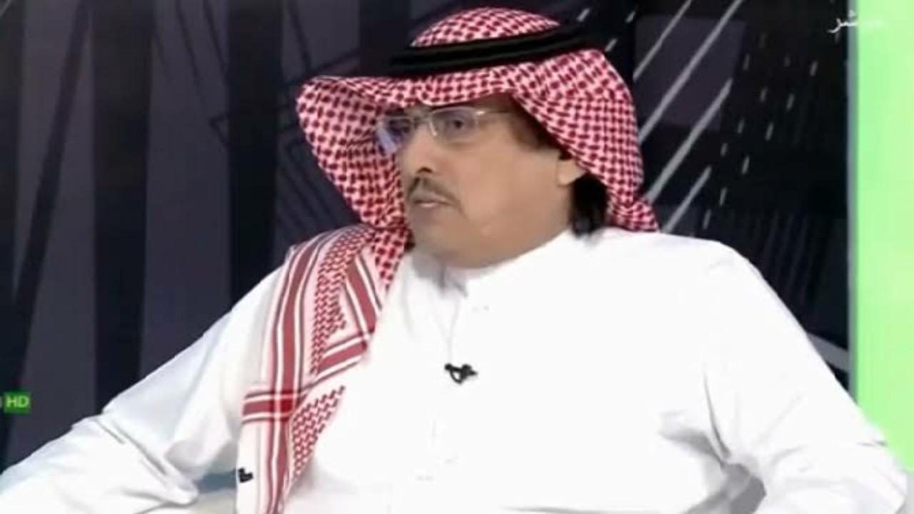 """""""الدويش"""" عن خسارة النصر: ضياع ضربة جزاء قد يهزمك"""