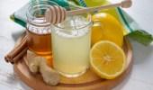 فوائد عديدة للعسل عند خلطه مع الماء الدافئ والليمون في الصباح