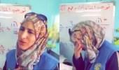 بالفيديو.. بكاء معلمة سورية مصابة بالسرطان بعد توجيه خادم الحرمين بعلاجها بالمملكة