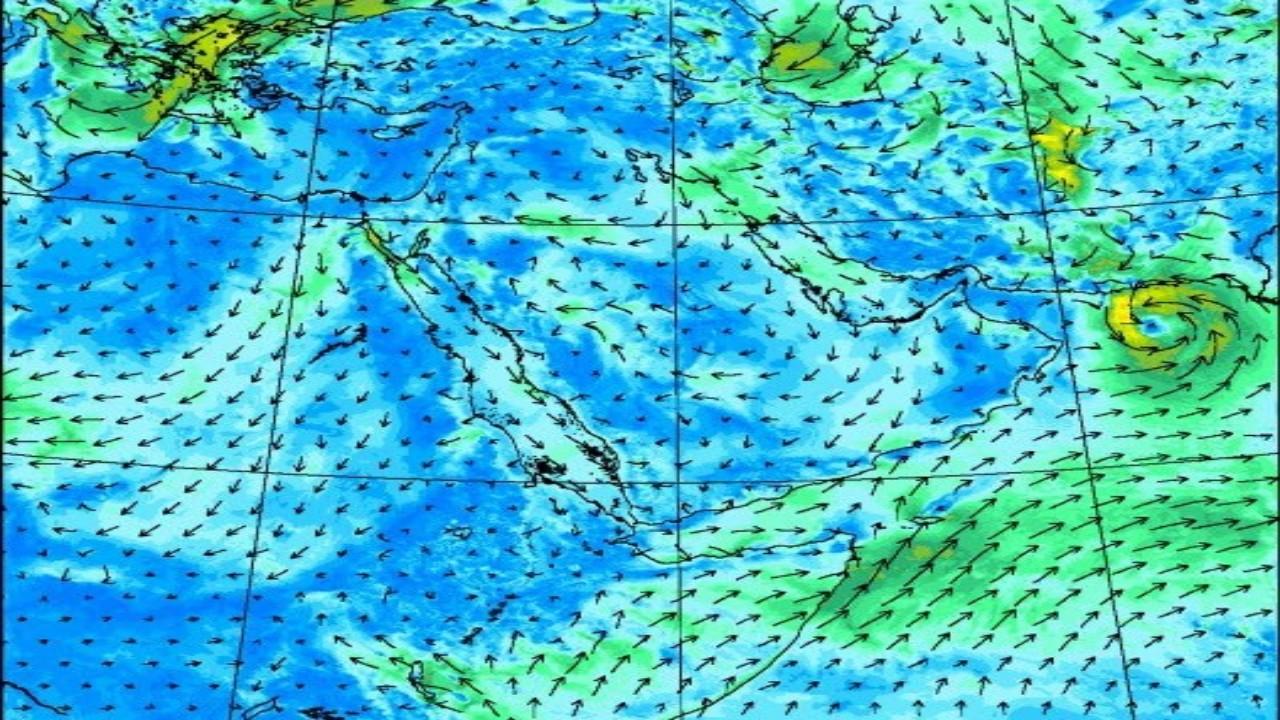 متحدث الأرصاد: أغلب الأعاصير والعواصف المدارية تكون في أكتوبر ومايو