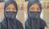 """إعلامي يوجه رسالة لنرمين محسن: """"الدين ليس بالحجاب استهدي بالله وارجعي"""""""