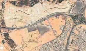 مرور الرياض:تحويل طريق الدائري الغربي مخرج ٣٨ لأعمال مشروع تطوير بوابة الدرعية