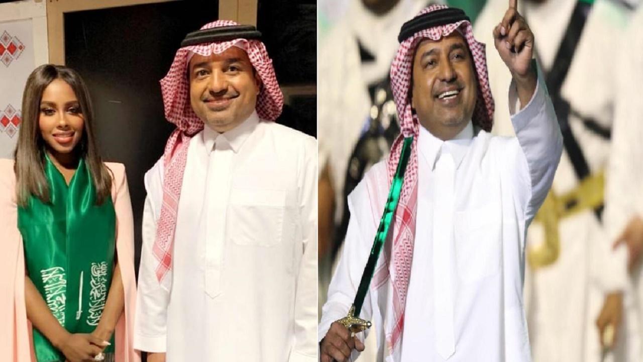 بالفيديو.. داليا مبارك توجه رسالة لـ راشد الماجد: هيحسدوني لأني بجوارك