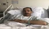 صالح النعيمة يعود إلى المملكة عقب إجرائه عملية جراحية