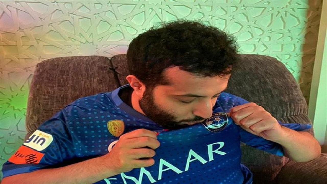 تركي آل الشيخ: مبروك للهلال وعقبال النصر