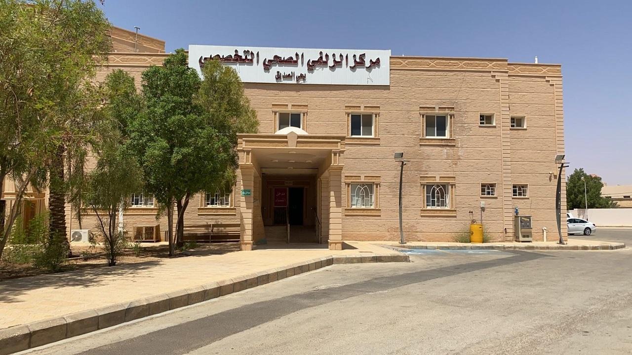 مدير مستشفى الزلفي العام يدشن تمديد فترة عمل مركز صحي الصديق بالمحافظة