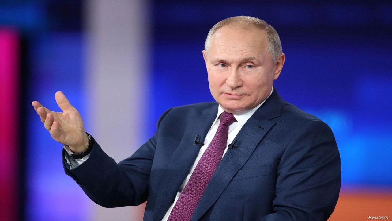 بوتين : روسيا تحتاج للعمل مع «طالبان»