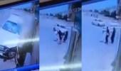 فيديو.. مفحط يدهس طالبين ويتسبب في وفاة أحدهما بجازان
