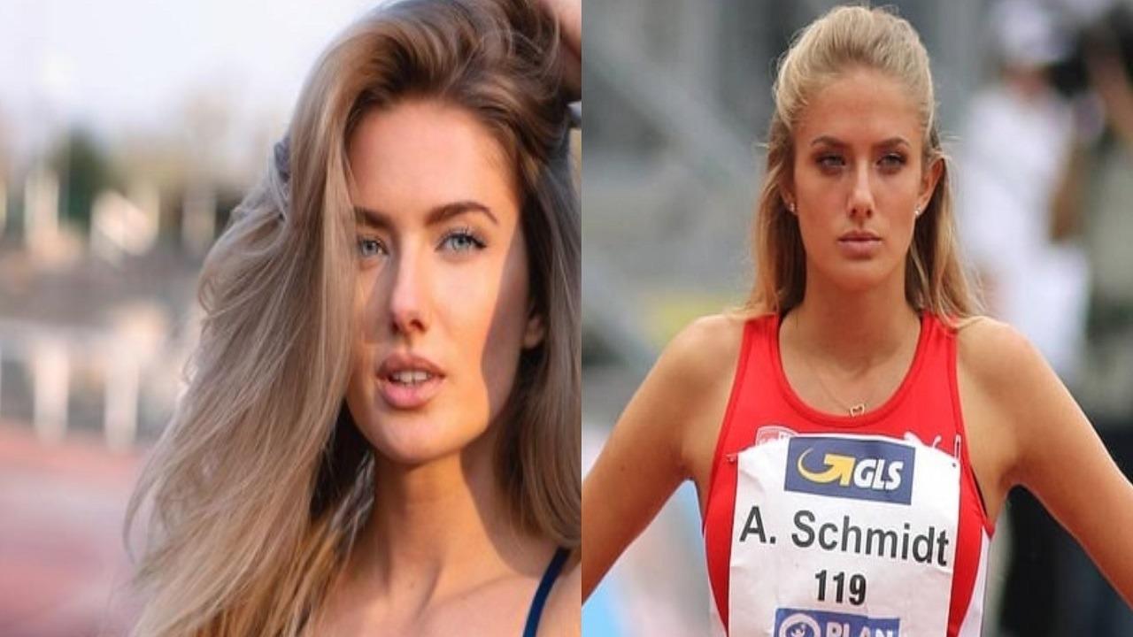 صور..أجمل رياضية في العالم تغير نشاطها بعد استبعادها من الأولمبياد