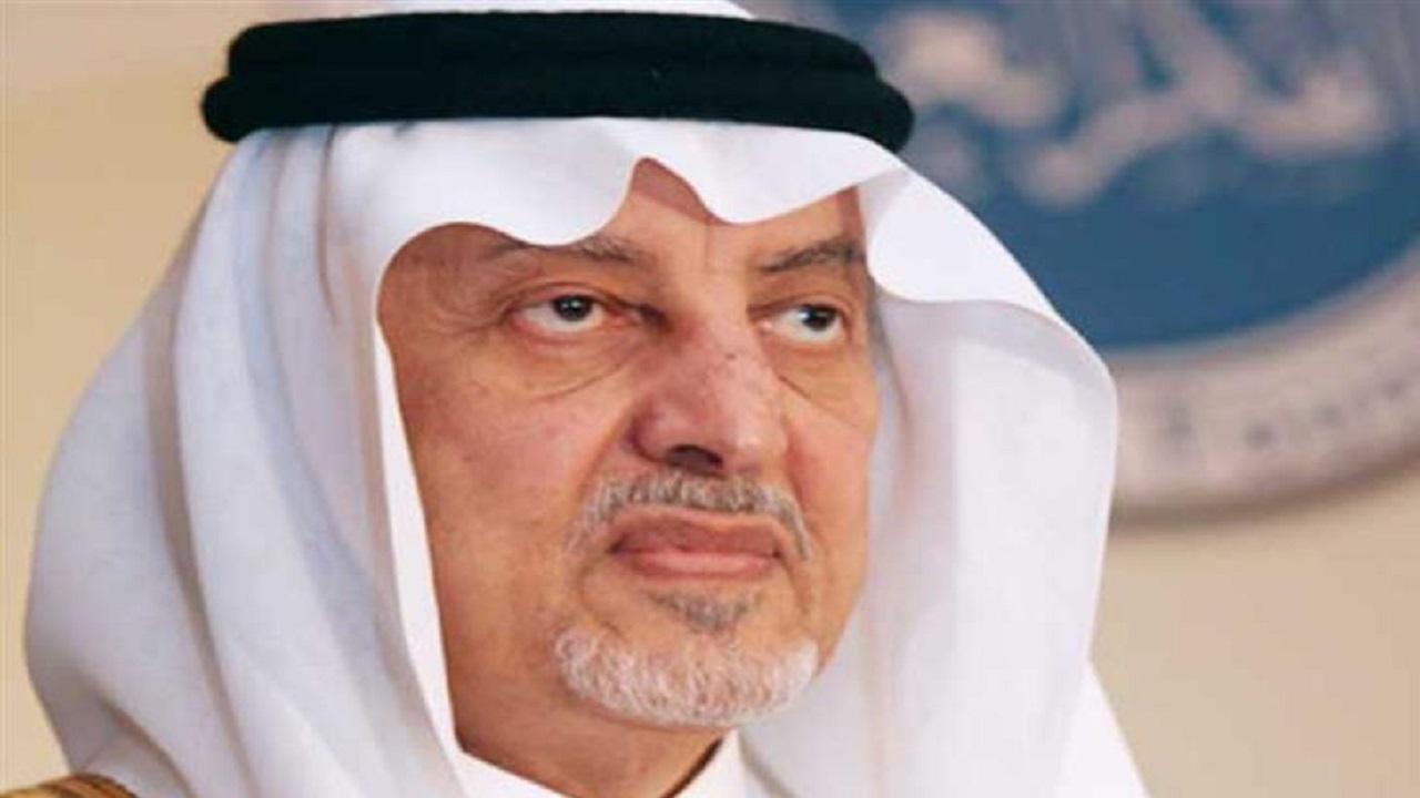 الأمير خالد الفيصل ينظم قصيدة جديدة بمناسبة اليوم الوطني
