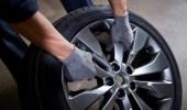 طرق إصلاح جنط إطار السيارة