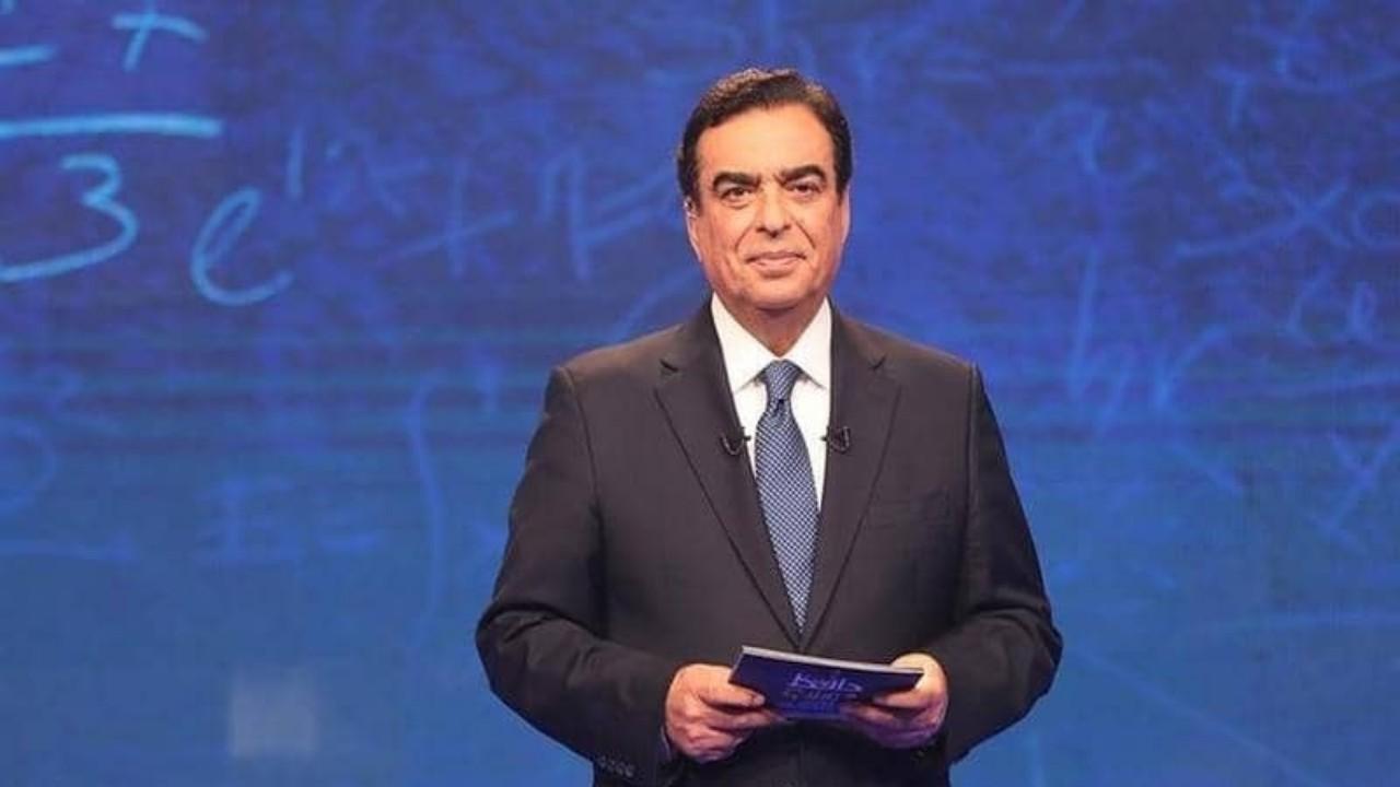 جورج قرداحي يتولى وزارة الإعلام اللبنانية