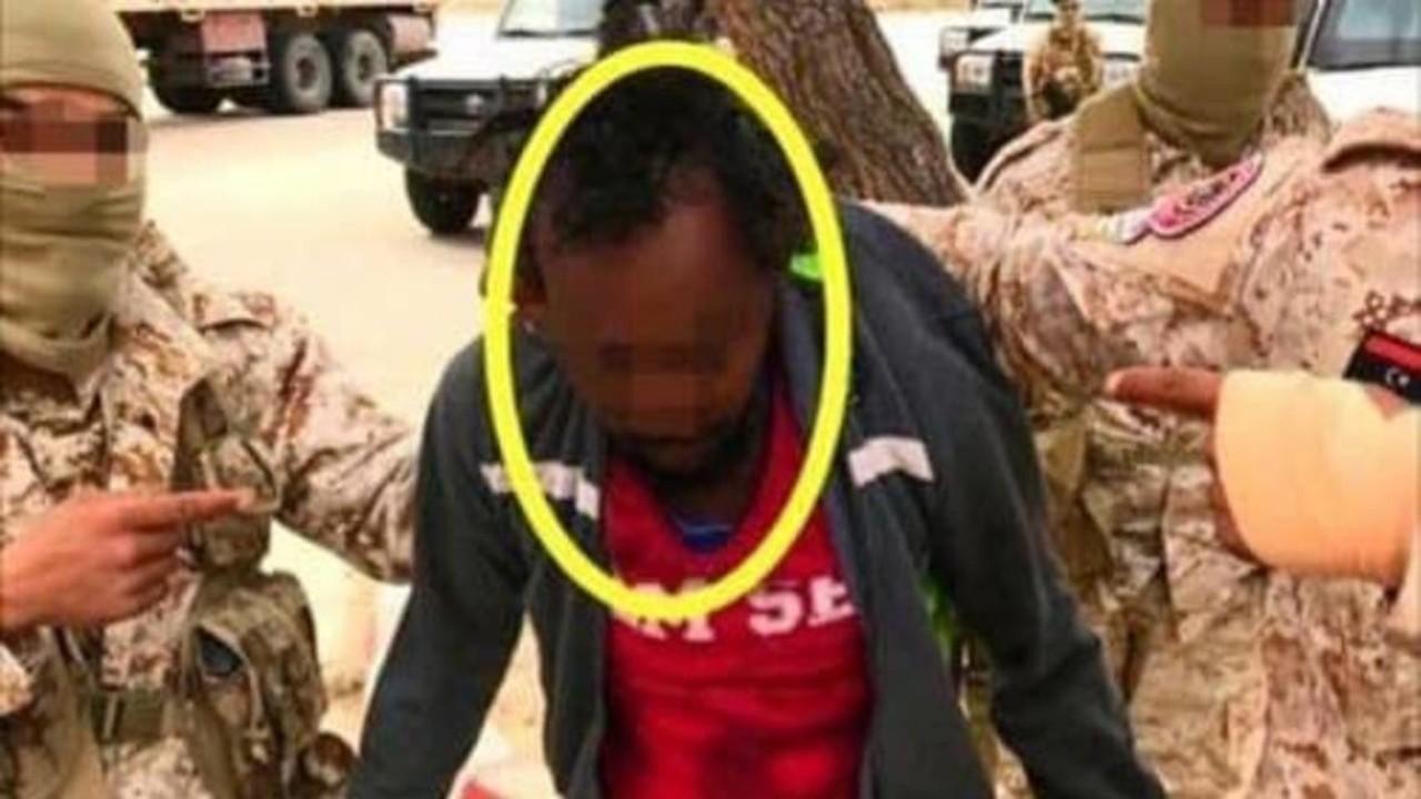 القبض على زعيم التهريب في ليبيا بتهم قتل والاتجار بأعضاء المهاجرين