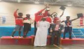ملاكمو الرائد يكتسحون بطولة المملكة للملاكمة للرجال