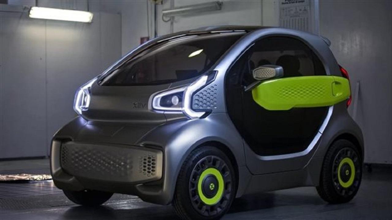 """تعرف على مواصفات وسعر """"YOYO """" أصغر سيارة كهربائية"""
