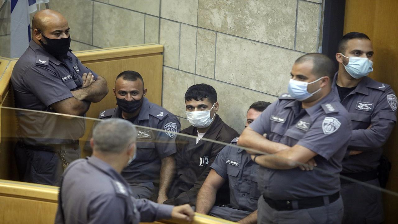 الأسير محمود العارضة: أنا المسؤول الأول عن الهرب