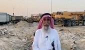 بالفيديو .. مواطنون يشتكون من شاحنات تتخذ من حي الفرسان مواقف لها بالدمام