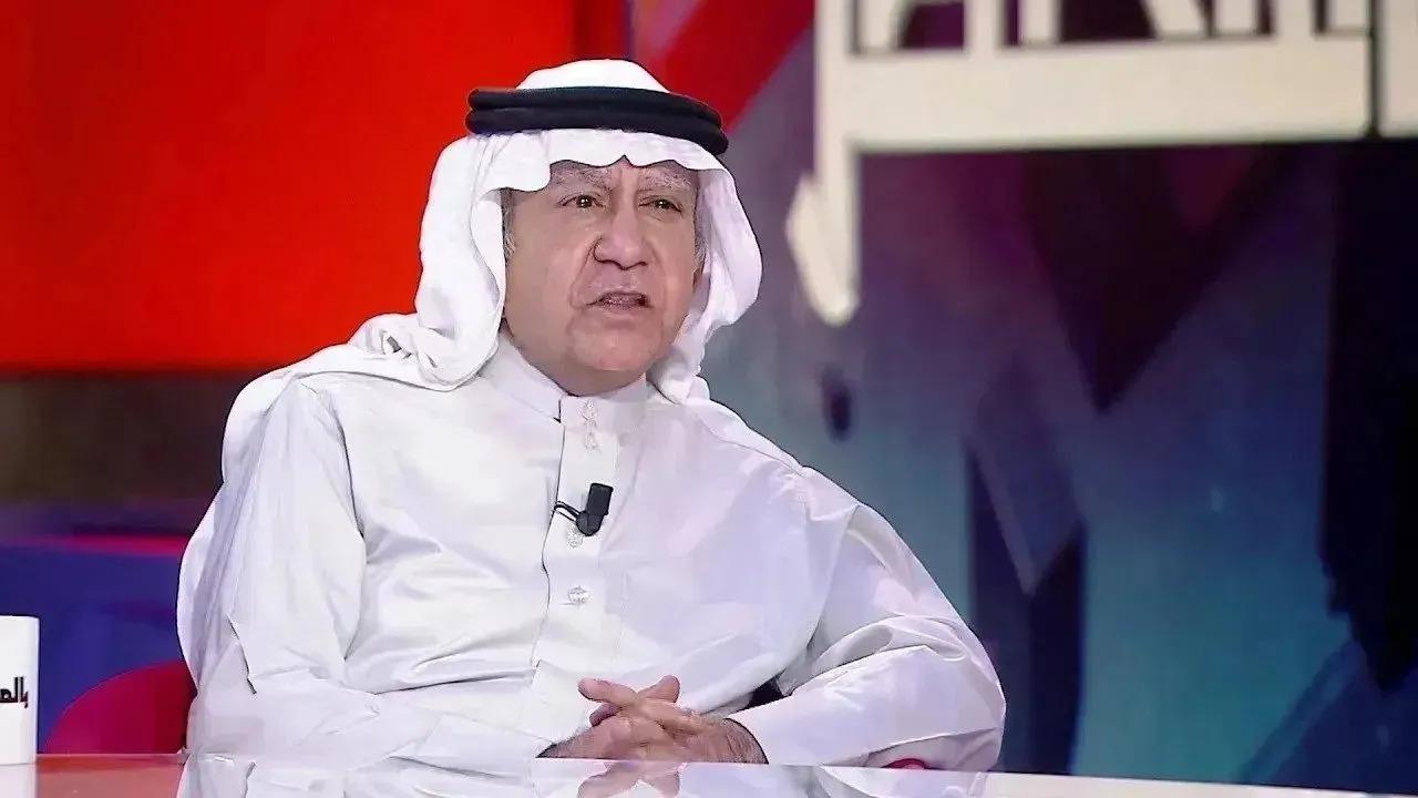 تركي الحمد: فوز الهلال على الاستقلال الإيراني أثلج صدري