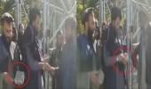 فيديو.. عناصر طالبان يقدمون رشوة لقوات نجل أحمد شاه مسعود في بنجشير