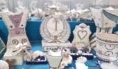 بالفيديو.. سعودي ينشئ متحفًا لتحنيط الكائنات البحرية في جزيرة فرسان