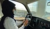 بالفيديو  .. تفاصيل أبرز موقف خالد في ذاكرة أول مواطنة تعمل قائدة سيارة الإسعاف