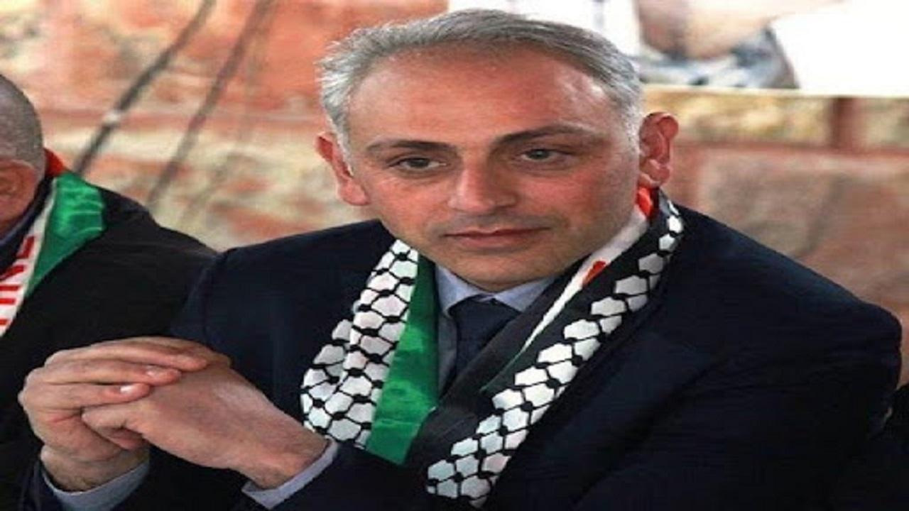 محلل فلسطيني للملالي: من يعتدي على بلاد الحرمين لن يكون حليف لنا