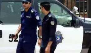 """على طريقة حادثة """"الرشيدي"""" طعن شرطي كويتي"""