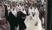 لقطات تاريخية من استقبال الملك سعود لملك العراق بالدمام قبل 66 عاما