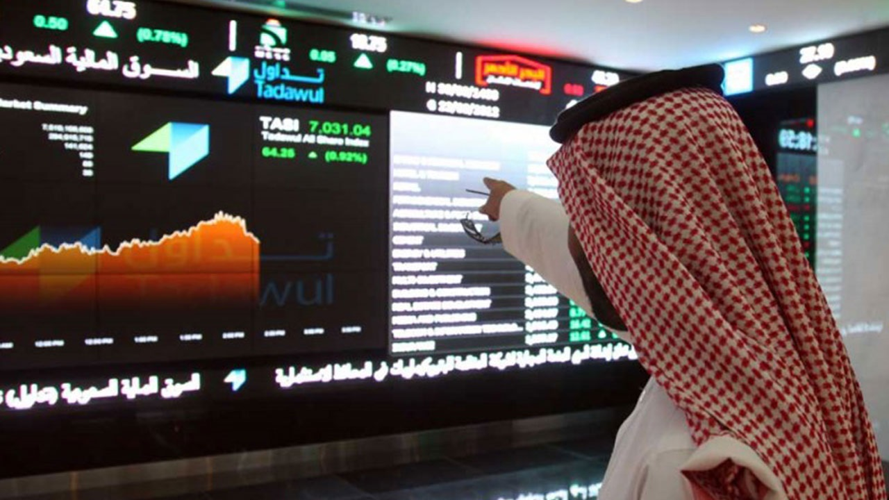 مؤشر سوق الأسهم يغلق على تراجع