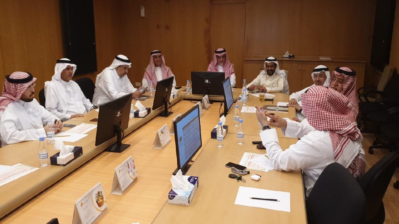 """مجلس إدارة """"بر جدة"""" يعقد اجتماعه الـ""""30"""" للدورة الحالية"""