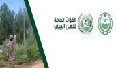 ضبط مخالفين لنظام البيئة لقيامهم بالصيد المخالف في محافظة المجمعة