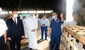 وصول طائرة إغاثية إلى تونس تحمل 5 مولدات أكسجين ضمن الجسر الجوي السعودي