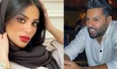 شاهد.. يعقوب بوشهري يهدي زوجته فاطمة الأنصاري هدية ثمينة