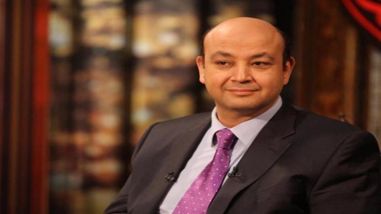 """عمرو أديب يعلق على الـzones الجديدة بموسم الرياض: """"أنت بس تخيل """""""