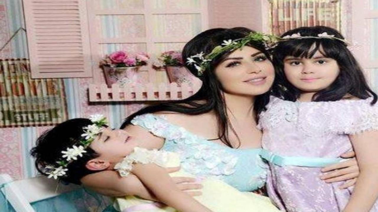 حليمة بولند تنشر فيديو مع ابنتيها وتكشف عن معاناتها  الدائمة
