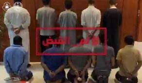 شاهد.. جهود رجال الأمن في القبض على مرتكبي الجرائم بمختلف مناطق المملكة