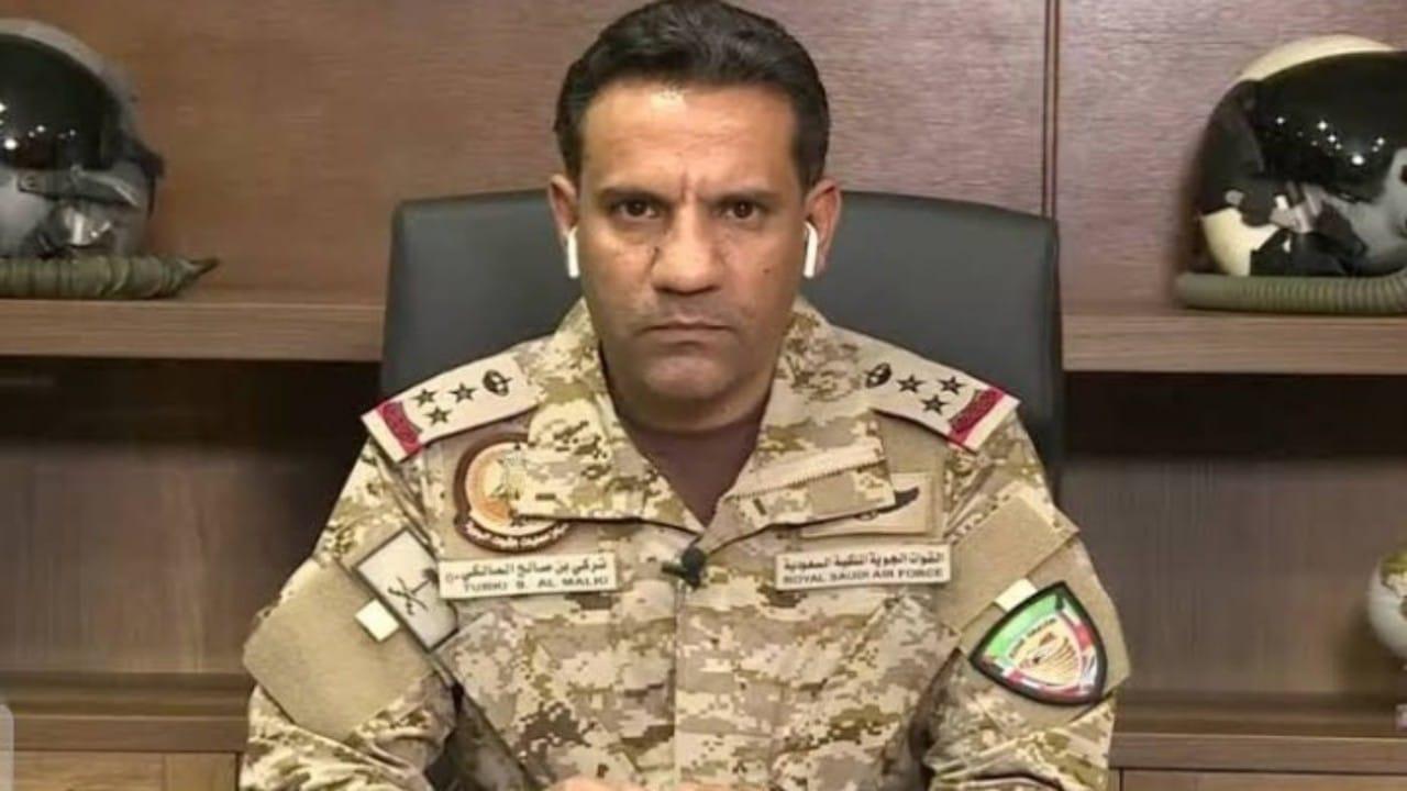 التحالف: تدمير زورقين مفخخين لمليشيات الحوثي بالصليف وإحباط هجوم وشيك