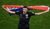 """الكرواتي """"ماندزوكيتش"""" يودع كرة القدم ويعتزل رسميًا"""