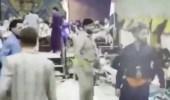 بالفيديو.. اعتداء عناصر حوثية على فنانين بصالة أفراح في صنعاء