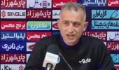 استقالة مدرب تراكتور الإيراني قبل مباراة النصر