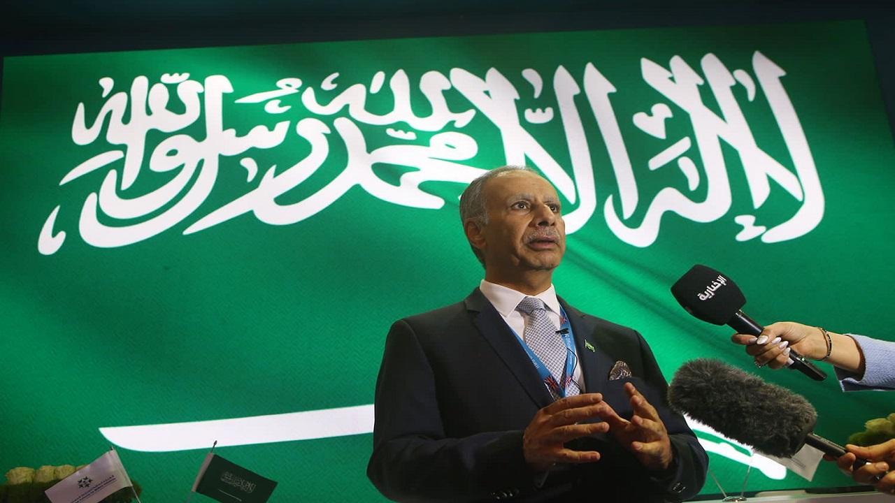 """المملكة تفتتح جناحها السعودي في معرض معدات الدفاع والأمن الدولي (DSEI) بالعاصمة البريطانية """"لندن"""""""